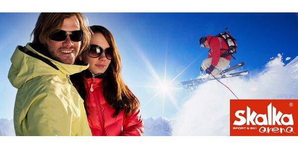 8,90 eur celodenný SKI PASS do lyžiarskeho strediska Skalka Arena
