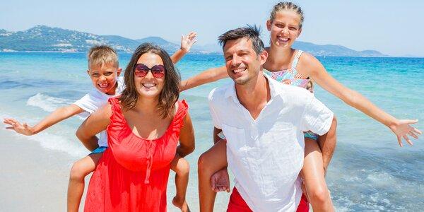 Ideálna rodinná dovolenka v Albánsku v 4* hoteli