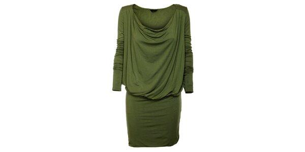 Dámske zelené šaty Guess