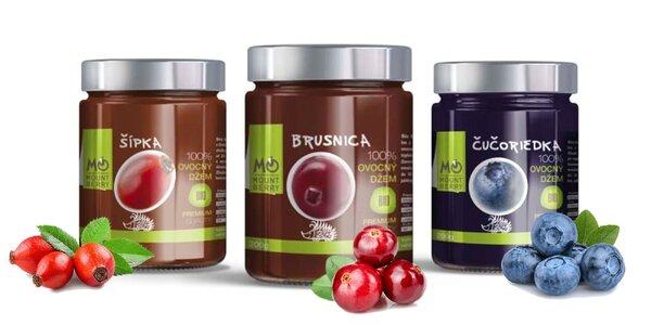 100 % ovocný džem PREMIUM