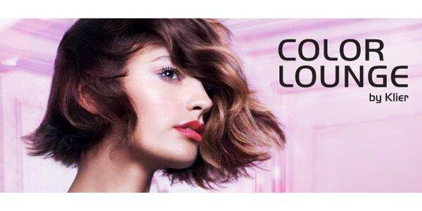 Strih a styling vlasov