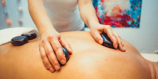 4 druhy dokonalých masáží v Relax centre Lucya