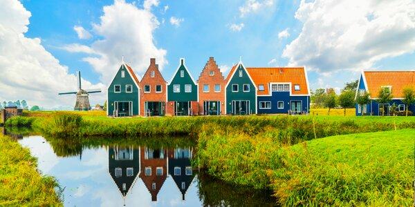 Zájazd do Amsterdamu, Zaanse Schans a Delftu