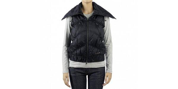 Dámska čierna páperová vesta Calvin Klein