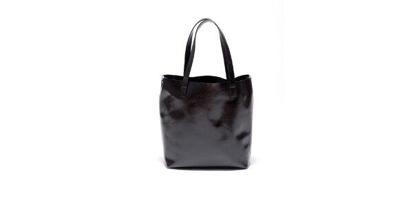 Dámska čierna kabelka Roberta Minelli