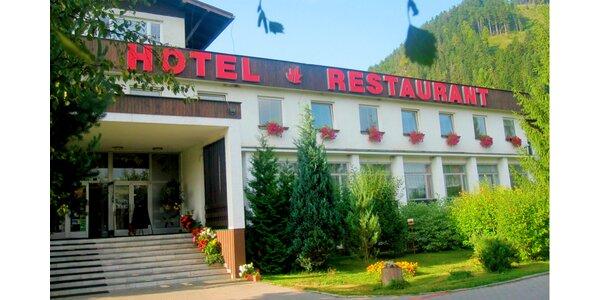 Relax v tichom prostredí Liptova v Hoteli Borová Sihoť**