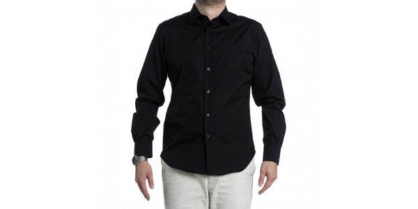 Pánska čierna košela Calvin Klein
