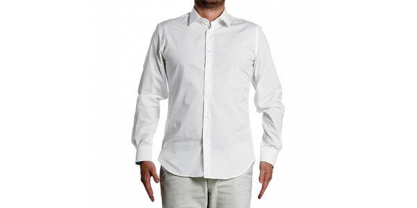 Pánska biela košela Calvin Klein