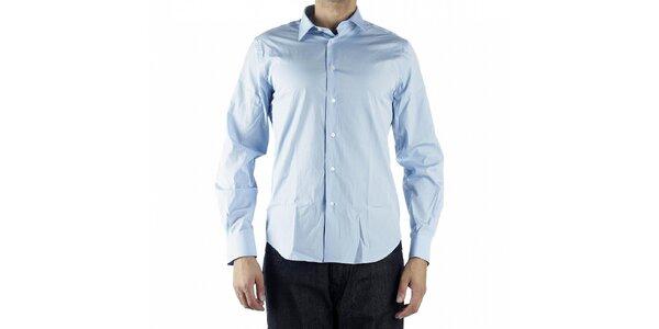Pánska svetlo modrá košela Calvin Klein