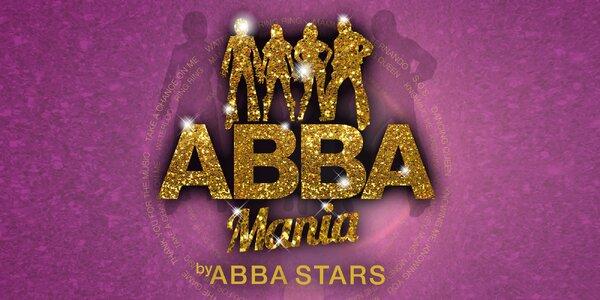 Vstupenky na ABBA MANIA TOUR 2019 - ABBA STARS