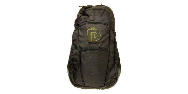 Pánsky čierny batoh Fundango