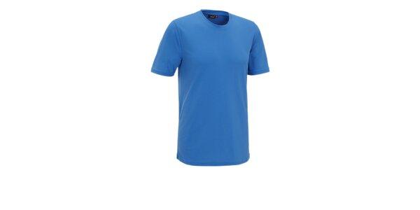 Pánske výrazne modré tričko Maier