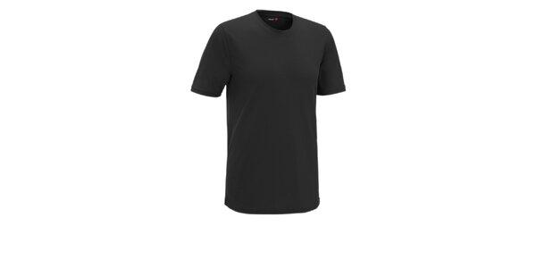 Pánske čierne tričko Maier