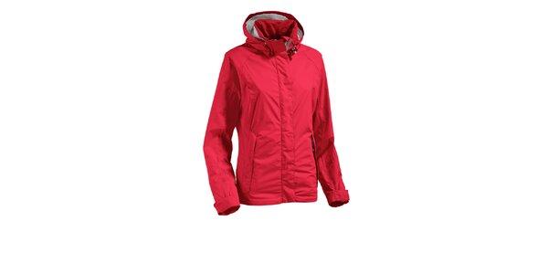 Dámska červená bunda Maier s nepremokavou membránou