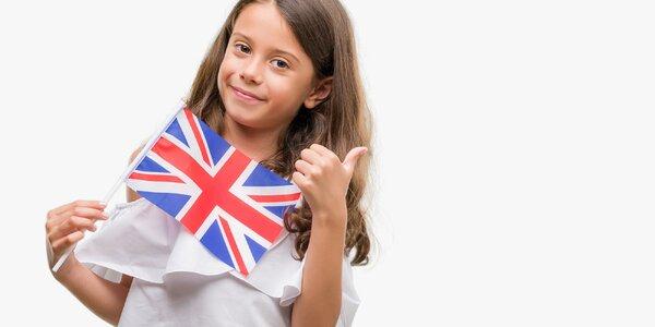 Denný anglický tábor pre deti od 4 do 6 rokov