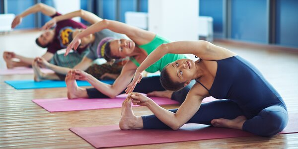 Vstupy i permanentky na hodiny jogy