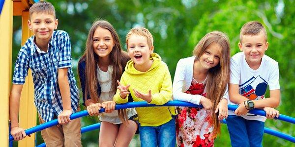 Detský tábor Áno letu bez netu! plný zážitkov