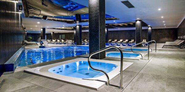 Luxusný resort pod Snežkou: wellness i polpenzia