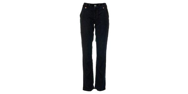 Dámske indigovo modré džínsy TBS