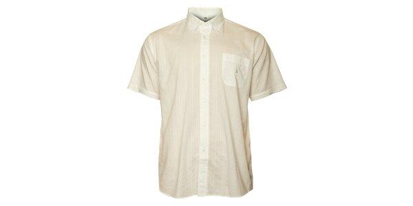 Pánska biela košeľa TBS