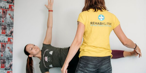 Terapeutické masáže s fyzioterapeutom