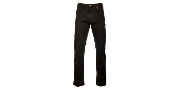Pánske tmavo šedé džínsy TBS