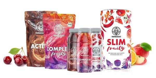 Bio Fitdrink: jedlo vo fľaši so superpotravinami