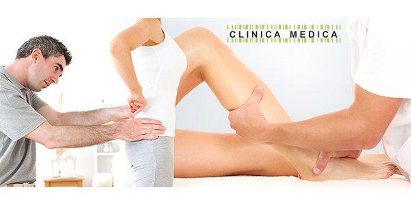 Dornova metóda - fyzioterapeutická masáž 60 minút