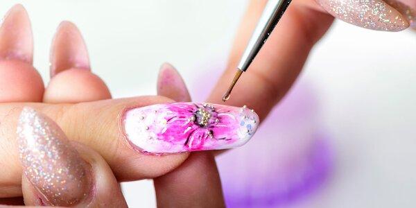 Gélové nechty alebo japonská manikúra