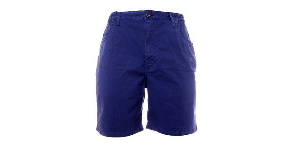 Dámske modré šortky TBS