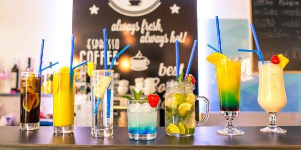 Klasické miešané alko drinky alebo jedinečné KVP-čko!