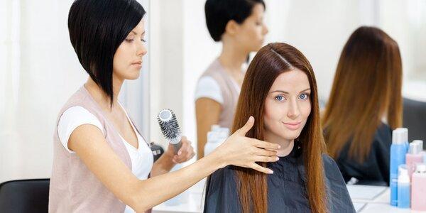 Botoxová kúra, ombré alebo sombré v štúdiu Mary