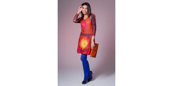 Dámske červené šaty Culito from Spain