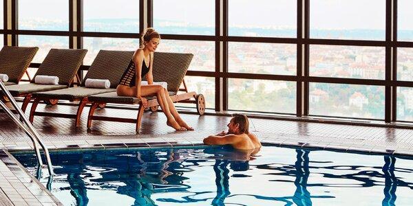 Luxusný pobyt s wellness v 5 * hoteli Corinthia so vstupom do Apollo Day Spa