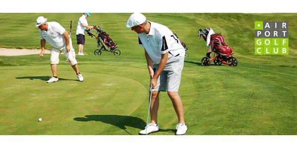 Golf pre začiatočníkov i skúsených hráčov