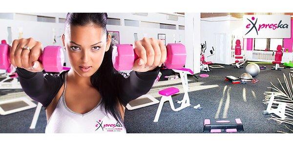 5 vstupov na kruhové tréningy pre ženy v kluboch Expreska