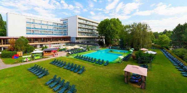 Kúpeľný Relax v Splendid Ensana Health Spa Hotel*** v Piešťanoch