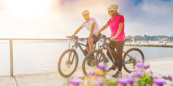 Požičanie elektrickej kolobežky alebo elektrického bicykla