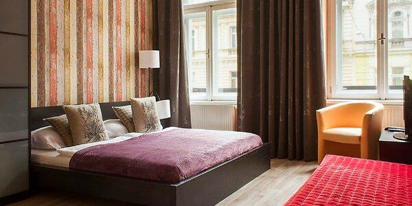 Romantika v srdci Prahy pre dvoch: raňajky a fľaša sektu v cene