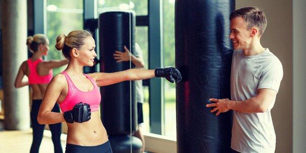 Neobmedzené vstupy do Elite Fitness Boxing
