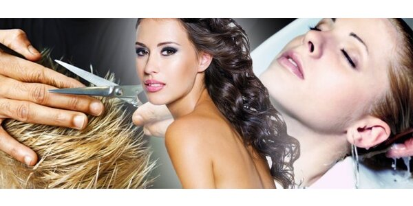 8,90 eur za kompletný vlasový styling v salóne krásy Estetic style