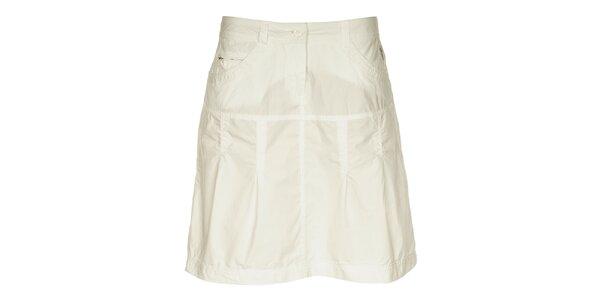 Dámska biela sukňa Loap
