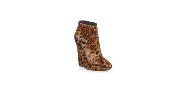 Trendy topánky s vysokou platformou Bourne