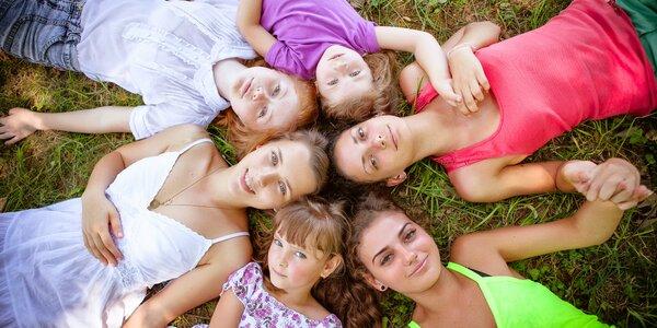 Letný tábor pre malé víly a dobrodružné slečny: LETO S KATKOU