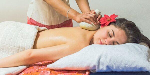 Balíčky thajských masáží pre zdravie i relax