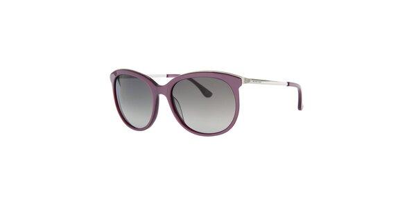 Dámske okuliare s fialovými obrúčkami Michael Kors