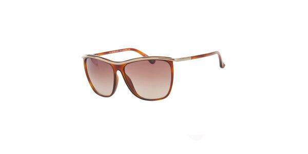 Dámske žihané slnečné okuliare Michael Kors