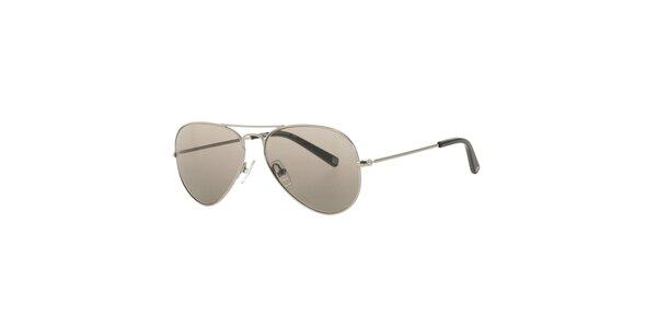 Dámske šedé slnečné okuliare Michael Kors