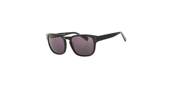 Pánske klasické čierne slnečné okuliare Michael Kors