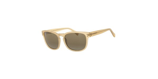 Pánske klasické béžové slnečné okuliare Michael Kors